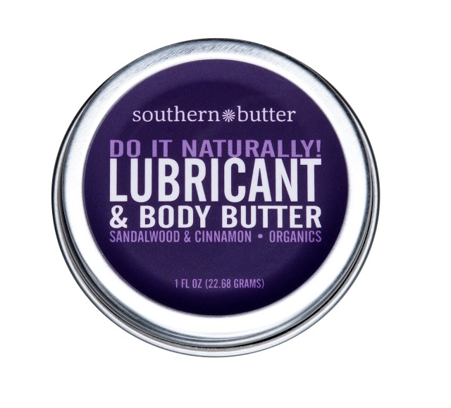 Body Butter Sandalwood & Cinnamon 1oz