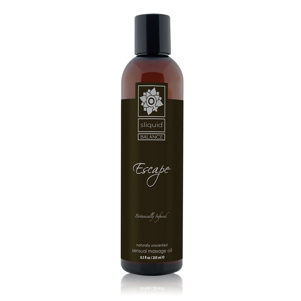 BALANCE MASSAGE OIL ESCAPE 8.5 OZ