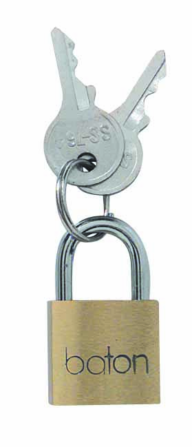 Brass Lock 3\4