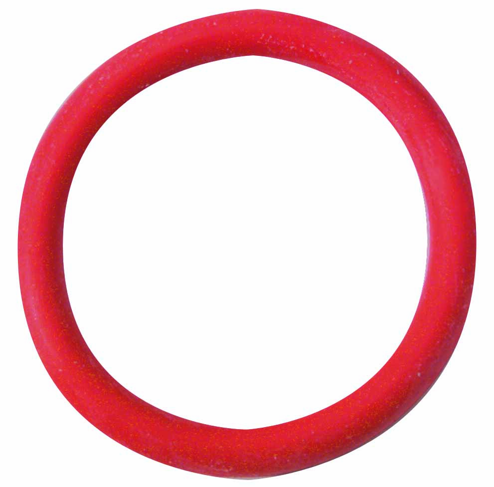 "1 1/2"" Soft C Ring Red"