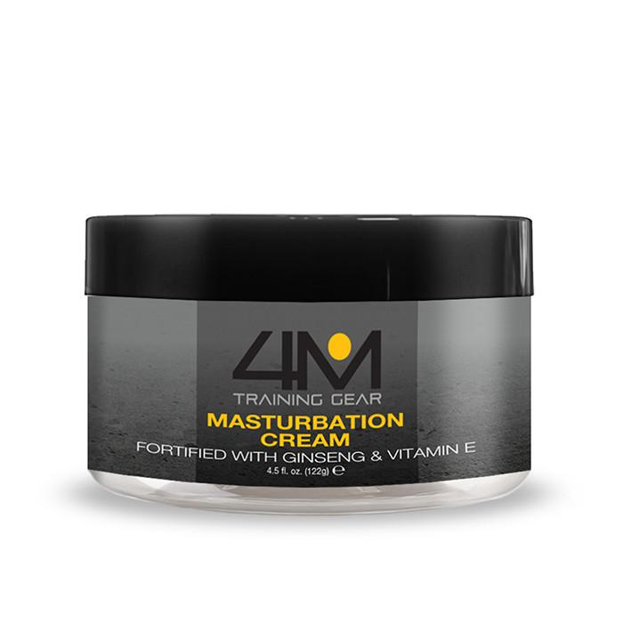 4M MASTURBATION CREAM 4.5 OZ W/ GINSENG