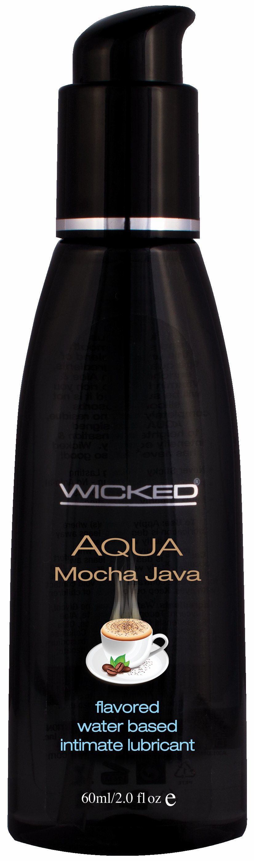 AQUA MOCHA JAVA LUBE 2 OZ