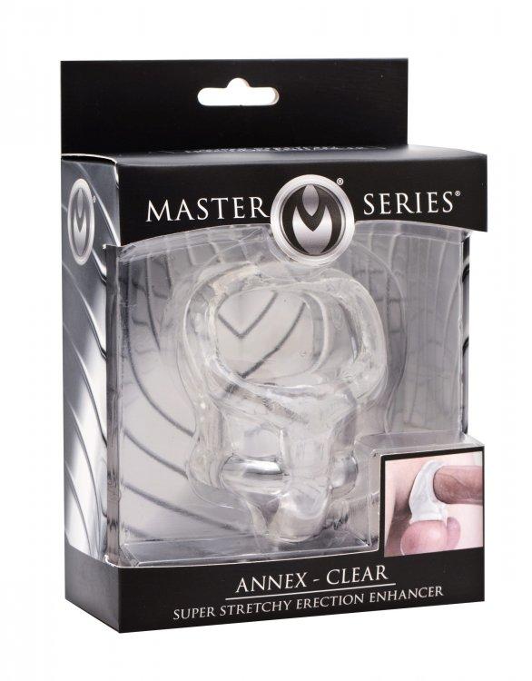 MASTER SERIES ANNEX CLEAR SUPER STRETCHY ERECTION ENHANCER