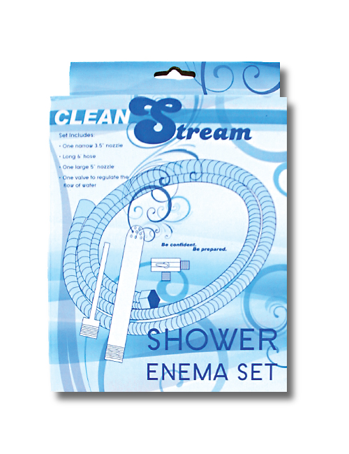 Deluxe Shower Enema System