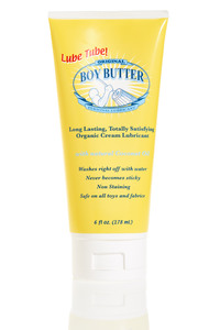 Boy Butter Original Formula 6 Oz