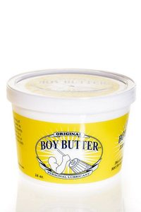 Boy Butter Lubricant 16 Oz Tub