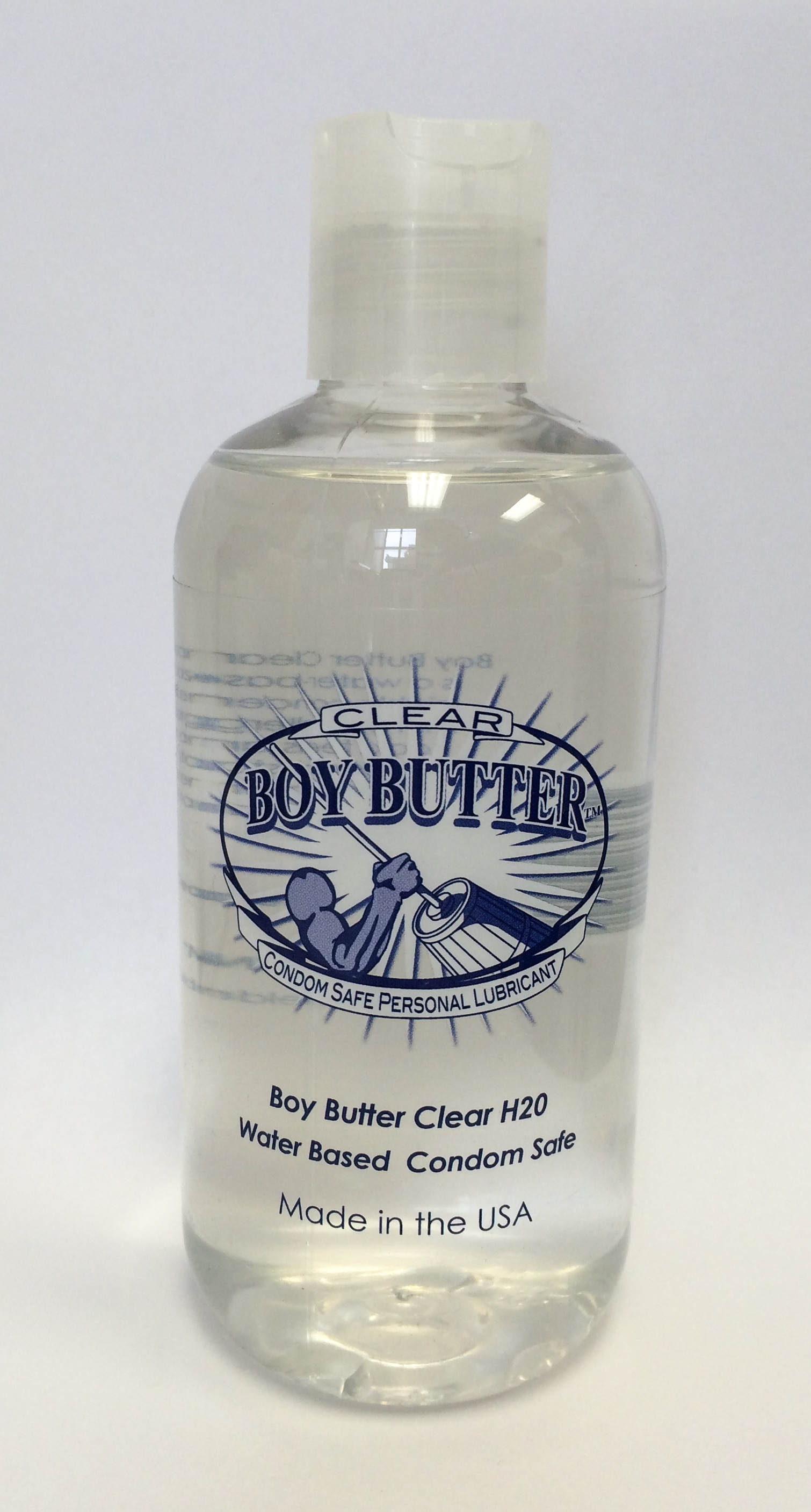 Boy Butter Clear Personal Lubricant 8oz