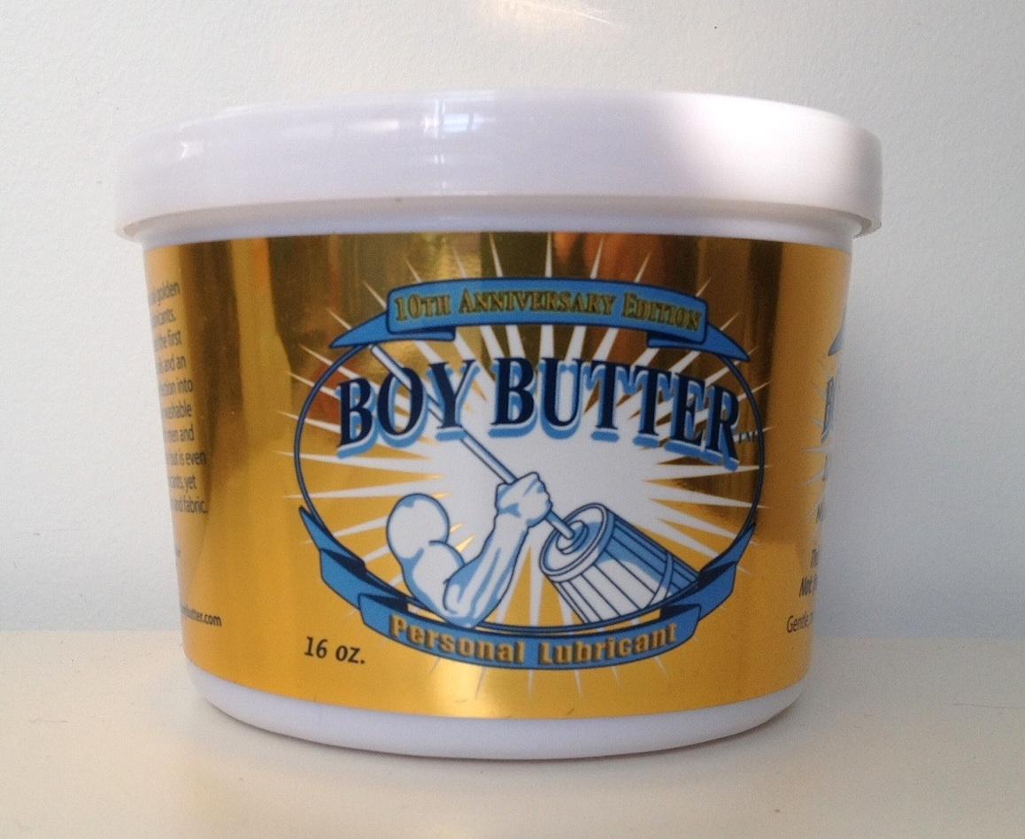 Boy Butter Gold