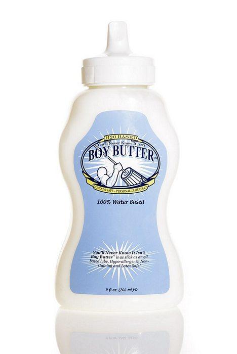 BOY BUTTER H2O FORMULA 9 OZ SQUEEZE BOTTLE