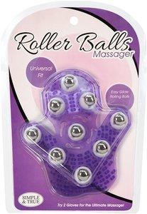 Roller Balls Massager Purple