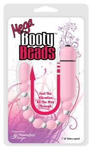 Mega Booty Beads Pink
