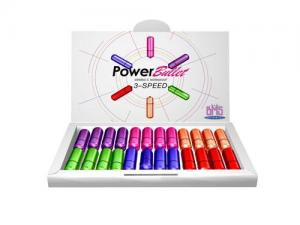 Power Bullet 24 Piece Display (Out End Oct)