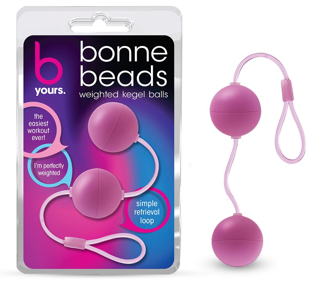 Bonne Beads Pink