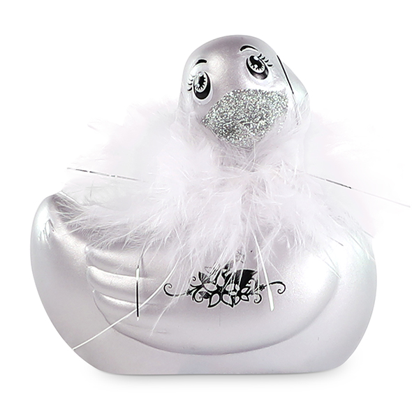 I RUB MY DUCKIE 2.0 PARIS SILVER