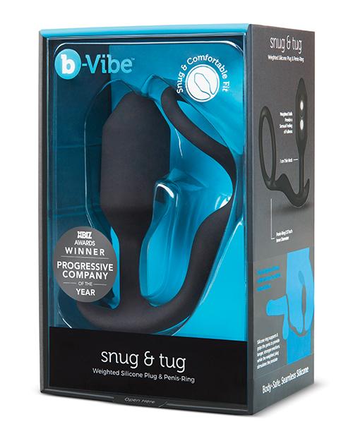 B VIBE SNUG & TUG BLACK