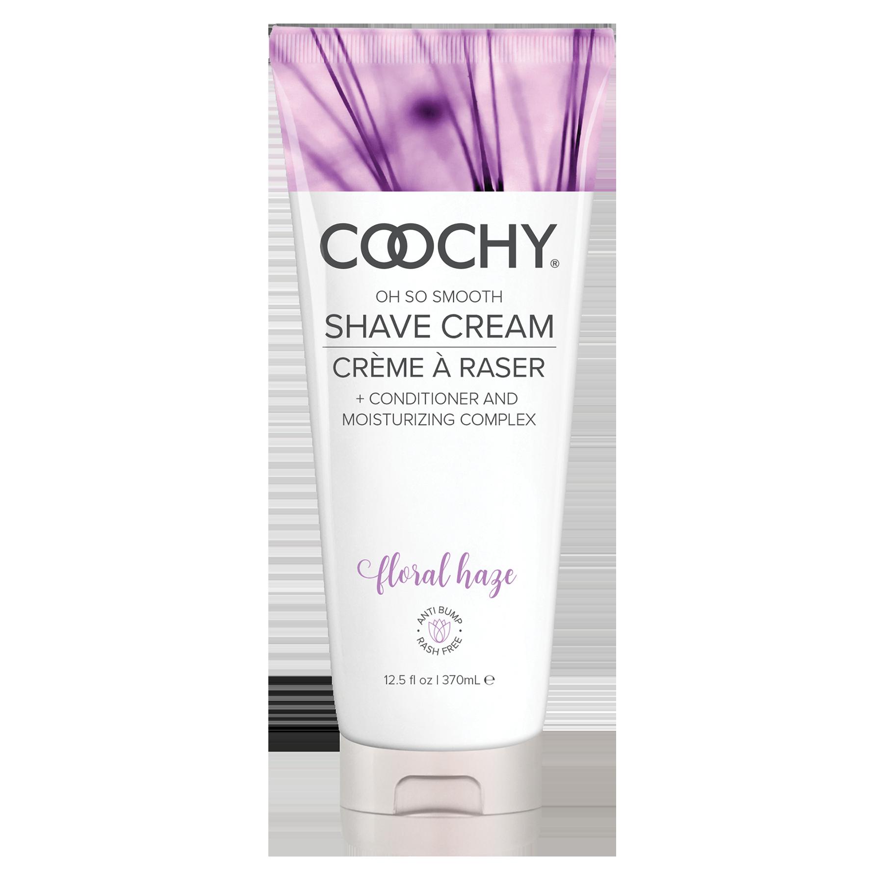 COOCHY SHAVE CREAM FLORAL HAZE 12.5 OZ