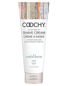 Coochy Shave Coastal Haven 7.2 Oz