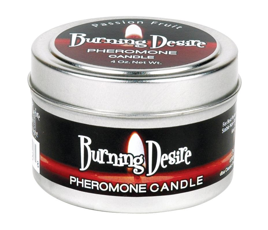 Burning Desire Soy Candle 4Oz