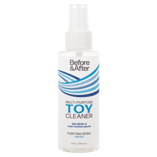 BEFORE & AFTER TOY CLEANER SPRAY 4OZ