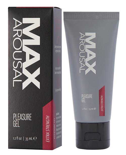 MAX AROUSAL PLEASURE GEL EXTRA STRENGTH 1.2 FL OZ