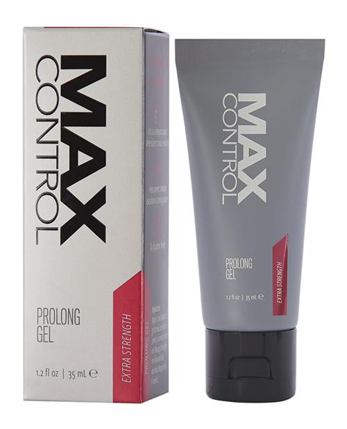 MAX CONTROL PROLONG GEL EXTRA STRENGTH 1.2 FL OZ