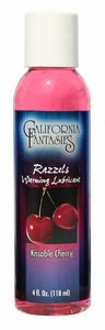 Razzels Cherry Warming Lubricant 4 Oz