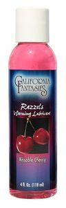 Razzels Cherry Warming Lubricant 4 Oz