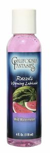 Razzels Watermelon Warming Lube 4 Oz