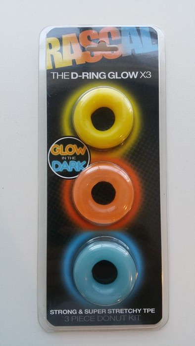 D RING GLOW X3