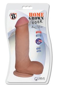"Home Grown 8 Bio Skin Latte """