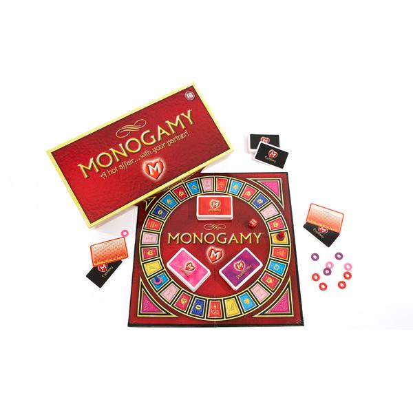 Monogamy A Hot Affair With Your Partner - CREUSMONOG