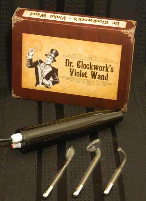 Dr Clockwork Orange Wand Kit