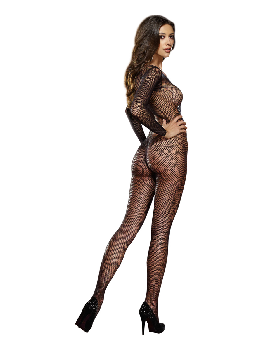 "Body Stocking Black Os ""Amsterdam"""