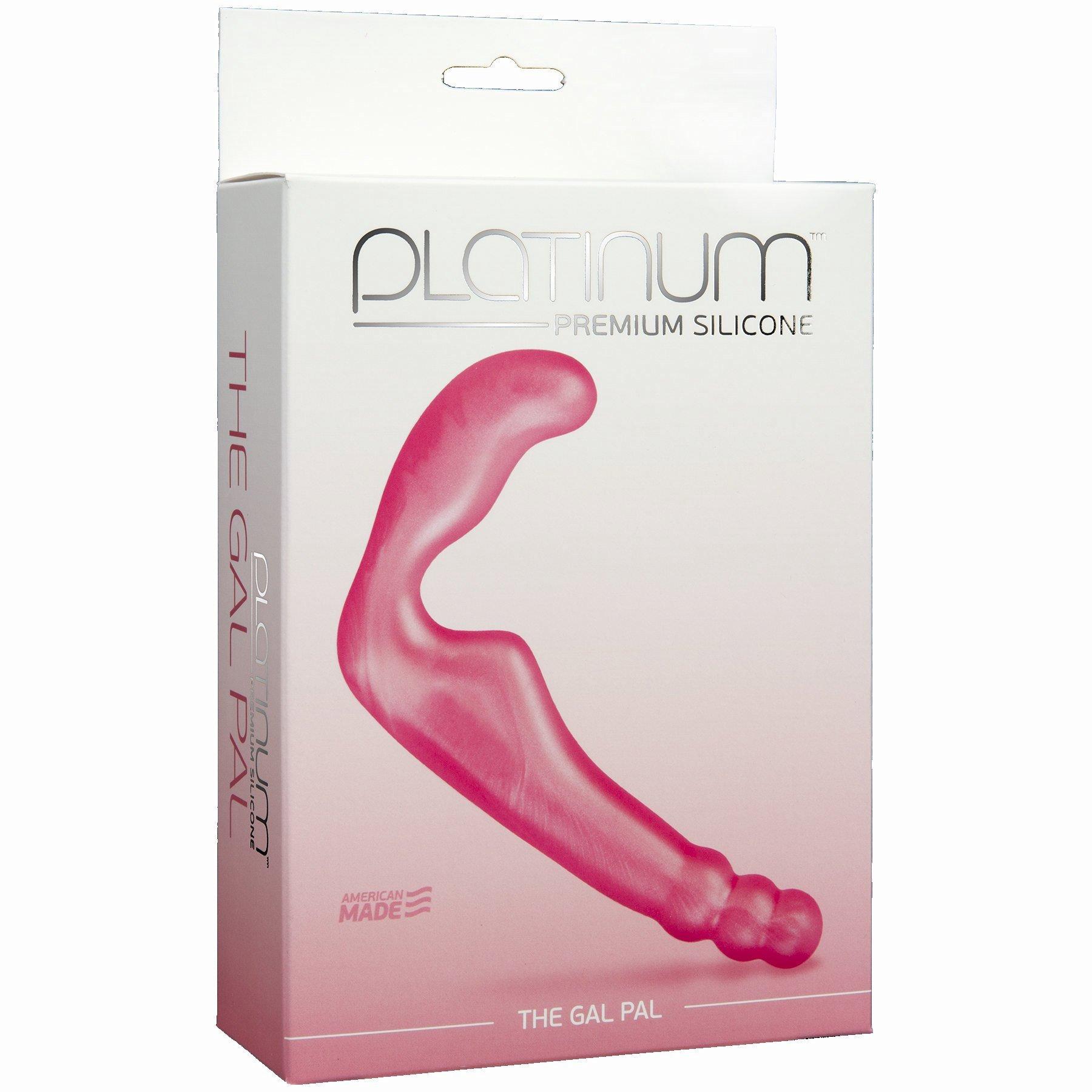 Platinum Silicone Gal Pal Pink