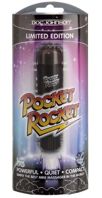 POCKET ROCKET BLACK - DJ037605