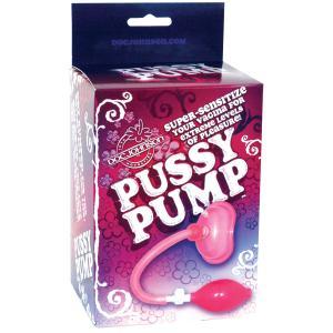 Pink Pussy Pump