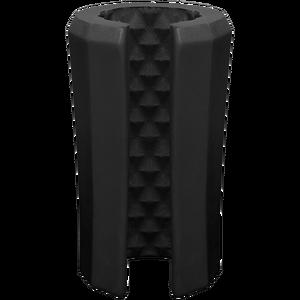 Optimale Silicone Stroker Beaded Black