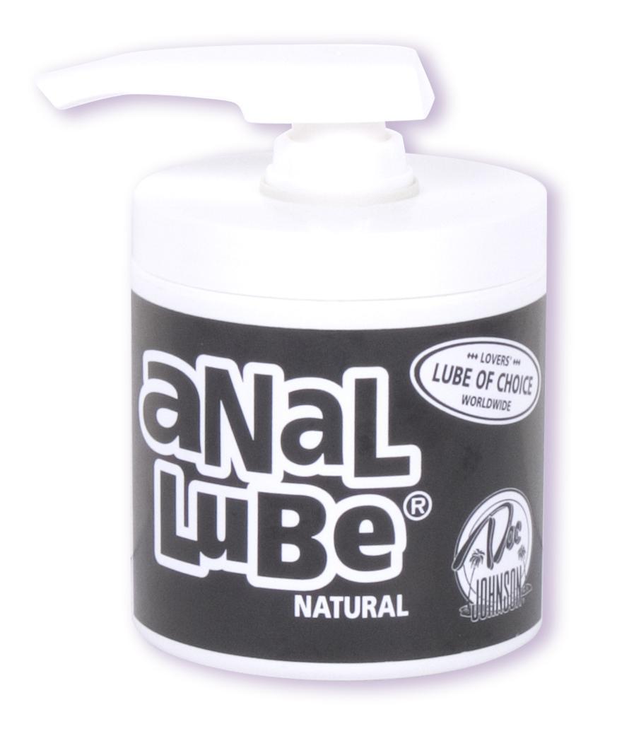 ANAL LUBE-NATURAL-4.75OZ BU