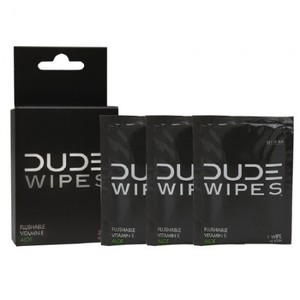 Dude Wipes 3Pk