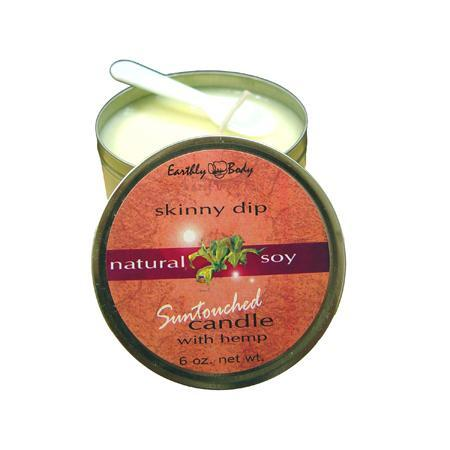 SUNTOUCHED CANDLES SKINNY DIP 6.8 OZ  - EBHSC021
