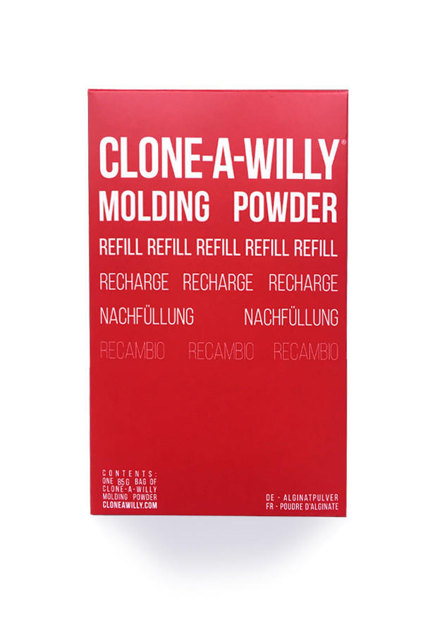 CLONE A WILLY REFILL MOLDING POWDER 3OZ BOX