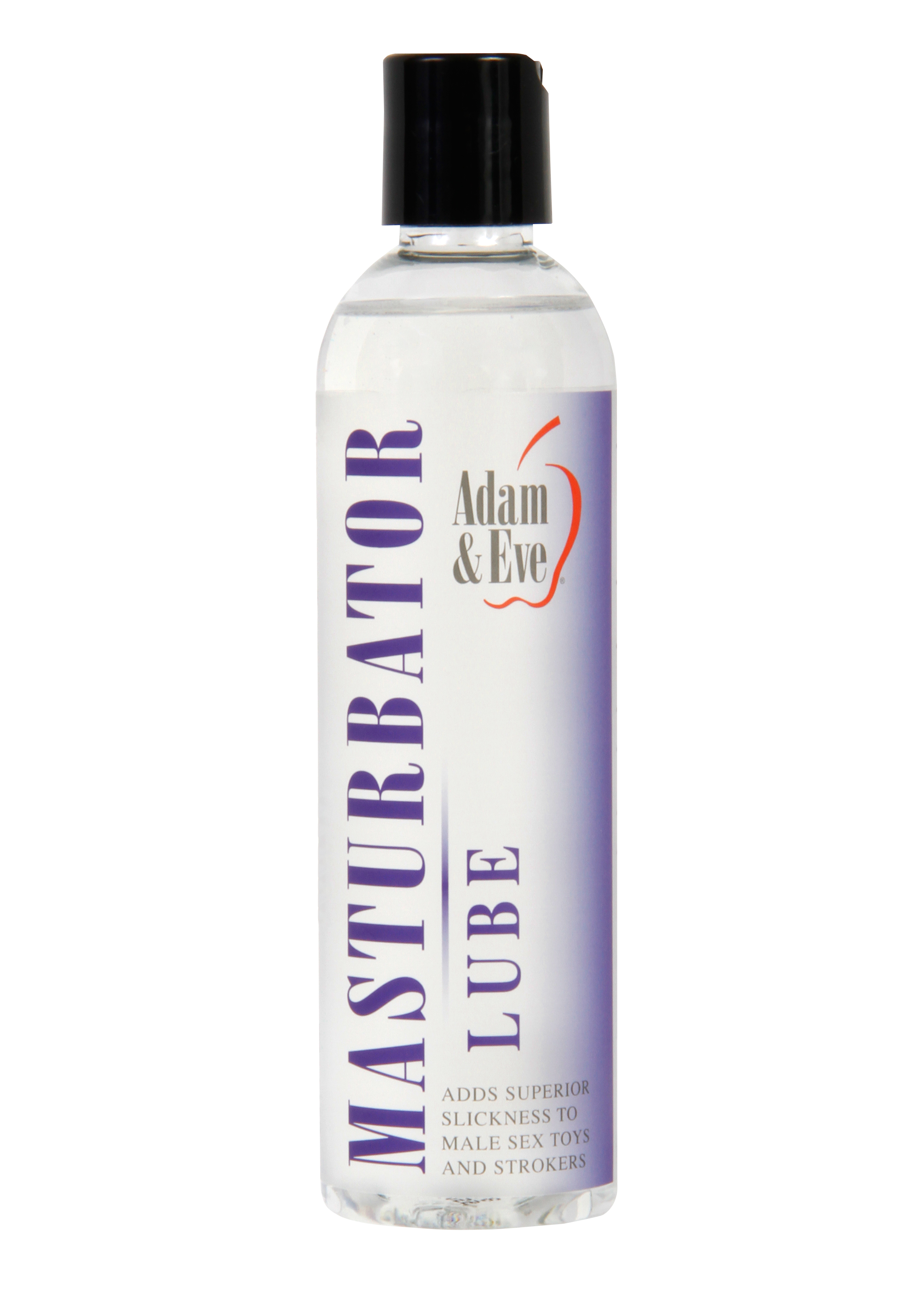 ADAM & EVE MASTURBATOR LUBE 8OZ.