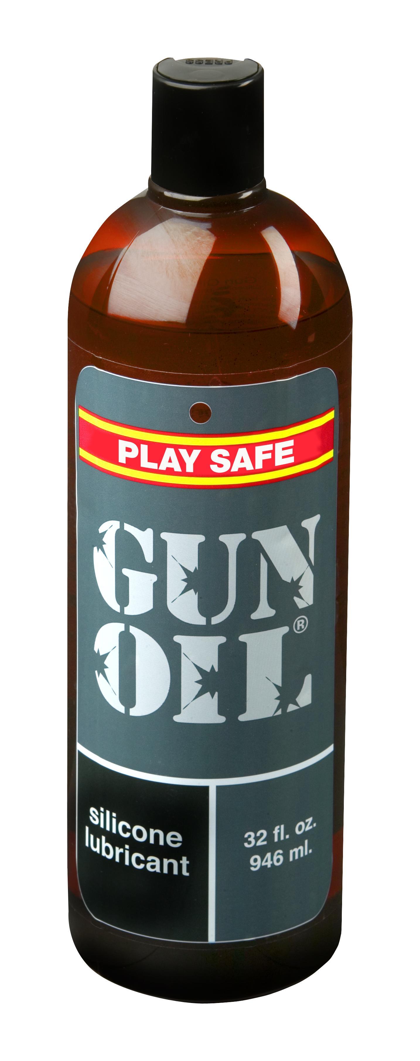 GUN OIL LUBRICANT 32.OZ