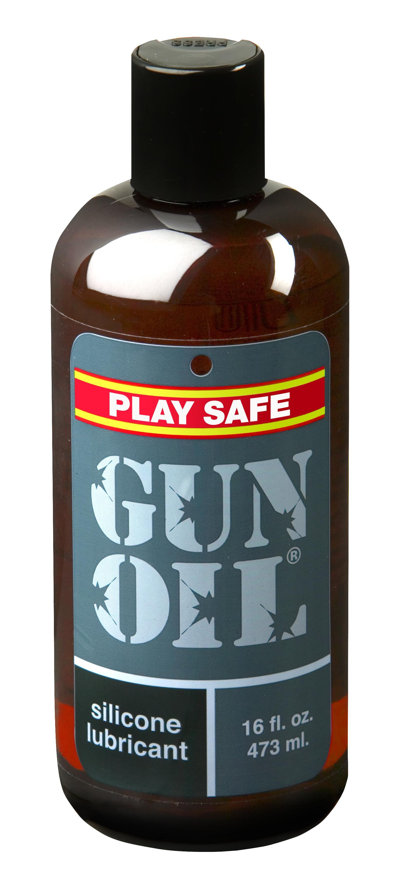 GUN OIL LUBRICANT 16.OZ