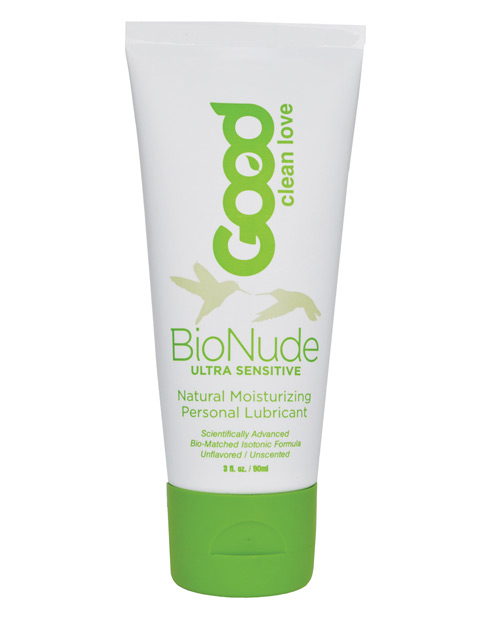 GOOD CLEAN LOVE BIONUDE ULTRA SENSITIVE PERSONAL LUBRICANT 3 OZ
