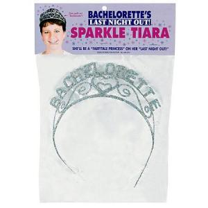 Bachelorette Sparkle Tiara