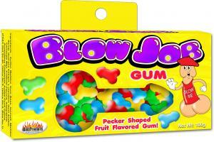 Pecker Bubble Gum