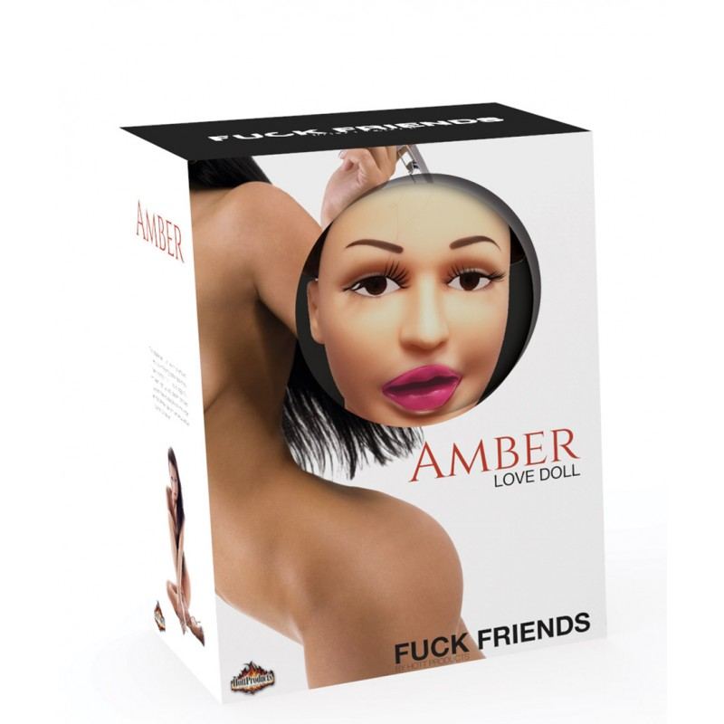 FUCK FRIENDS LOVE DOLL AMBER