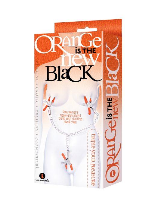 9S ORANGE IS THE NEW BLACK