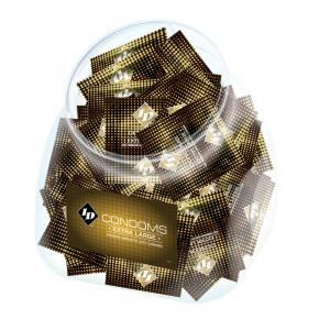 Id Extra Large Condoms Jar 144Pcs